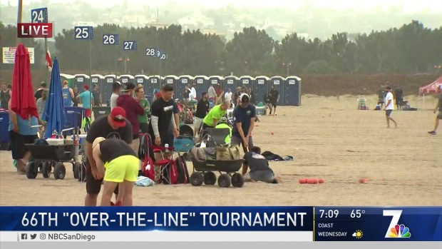 [DGO] Over-the-Line Tournament Enters Day 2 at Fiesta Island
