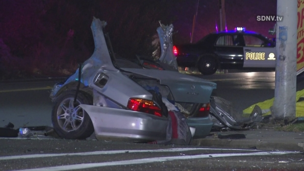 [DGO] 4 Dead in Early Morning Crash