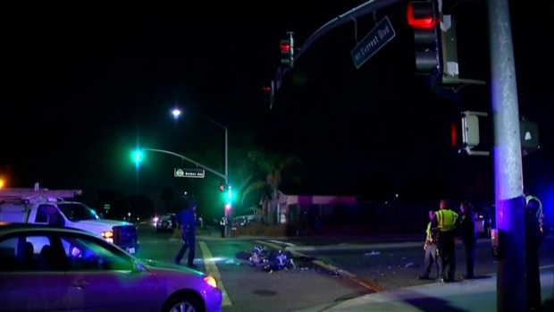 [DGO] Motorcyclist Killed in Collision with Patrol Car