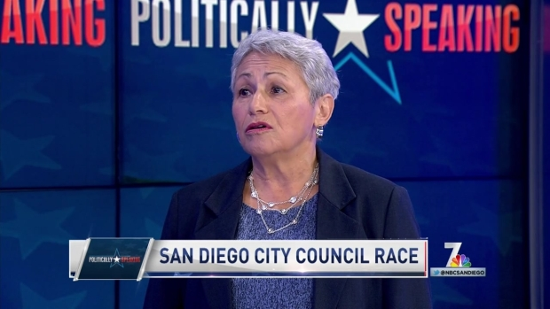 Politically Speaking: Candidate Jen Campbell on City Council Race