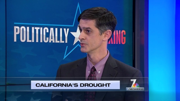 California's drought is nearly over
