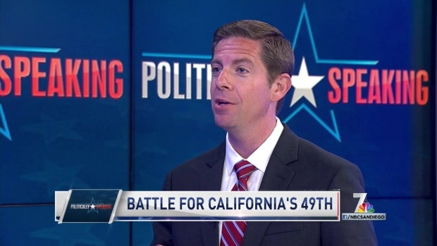 Politically Speaking: Democrat Mike Levin Facing Republican Diane Harkey for Darrell Issa's Seat