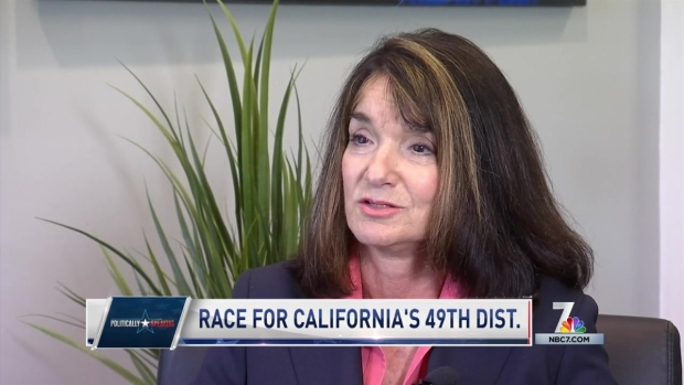 Politically Speaking: Republican Diane Harkey in Tight 49th District Race