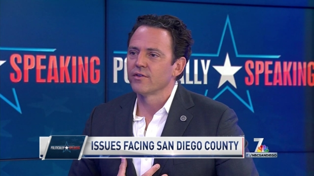 Politically Speaking: Supervisor Candidate on Getting Things Done: 'I'm a Marine'