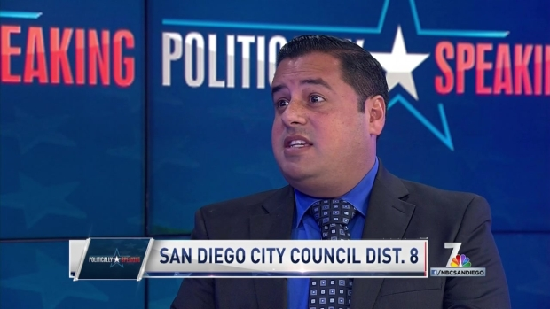 Politically Speaking: Antonio Martinez Runs to Fill District 8 Seat