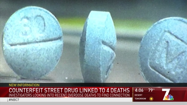 [DGO] Counterfeit Street Drug Linked to 4 Deaths