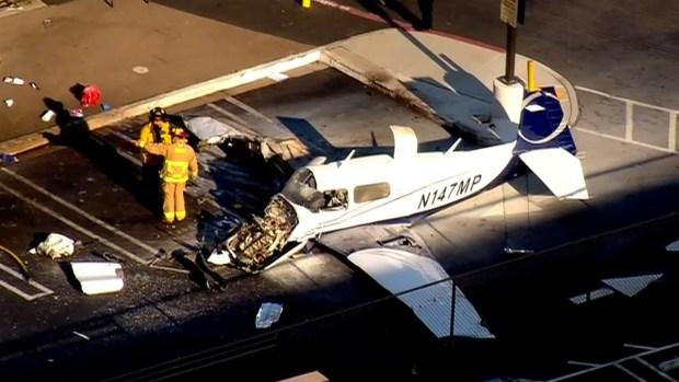Helicopter Pilot Heard Plane's Distress Call
