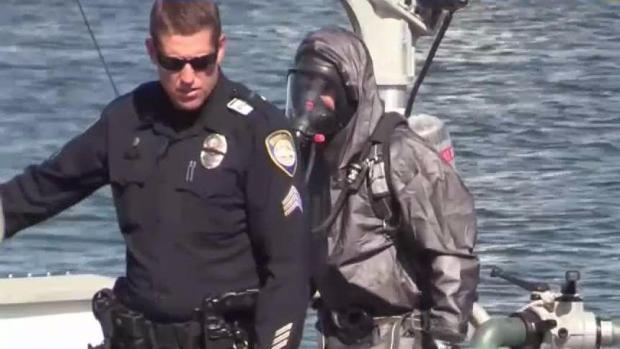 Police Investigate Body Found In Chula Vista Marina