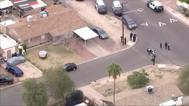 [NATL] Police Shoots, Kills Arizona Teen Holding Airsoft Gun