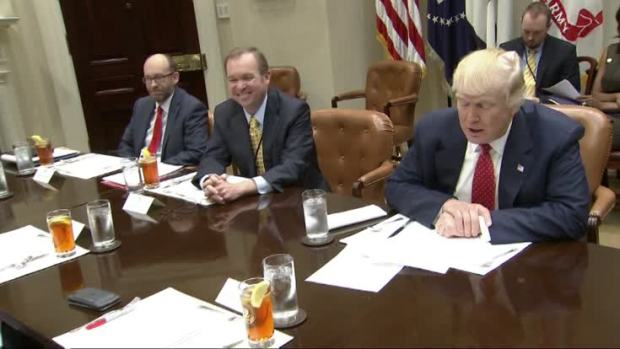 [NATL] Trump Admin Lift Federal Guidelines on Transgender Bathroom Use
