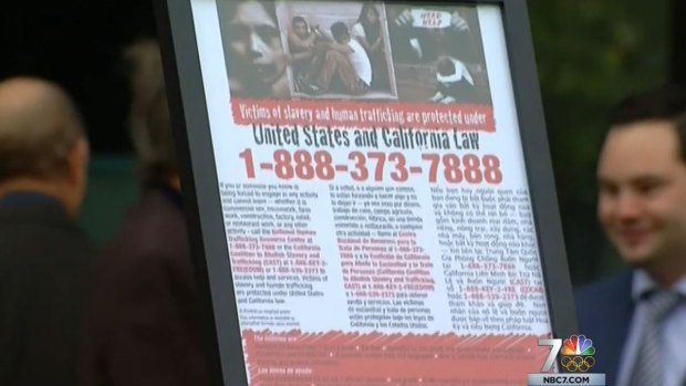[DGO] Local Biz Community to Post Anti-Sex Trafficking Flyers