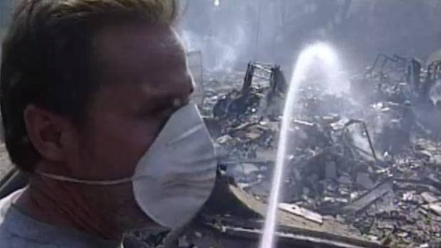 10 Years Ago Witch Creek Fire San Diego 2007 Nbc 7 San Diego