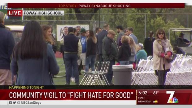 [DGO] Vigil Honors Victims of Chabad of Poway Shooting
