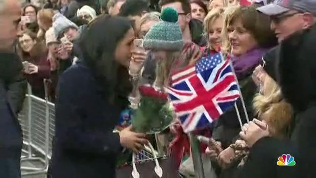 Prince Harry, Meghan Markle Starts Tour of Britain