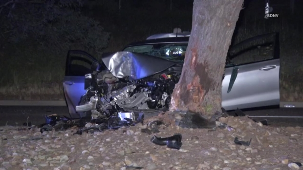 [DGO] Woman, Unborn Child Die in Ramona Crash
