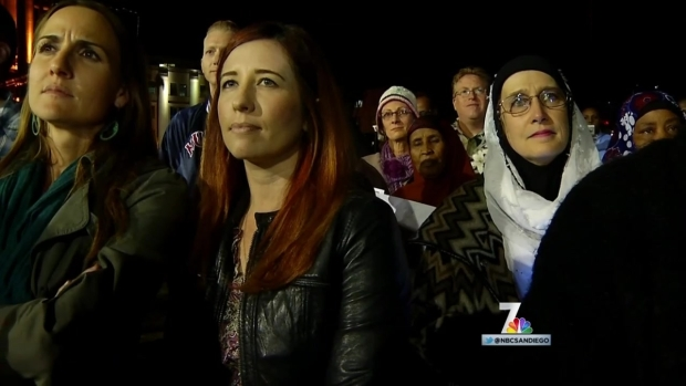 [DGO] Demonstrators Speak Against Islamophobia