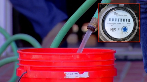 NBC 7 Responds Water Meter Retrofit Test