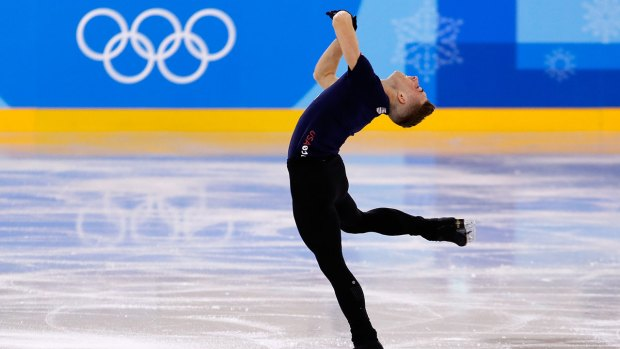 Adam Rippon Is 'Special' on the Ice: Tara and Johnny