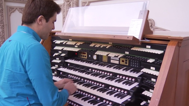 Music Man: Meet San Diego's New Civic Organist