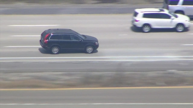 [DGO] High-Speed Pursuit Ends in Surrender