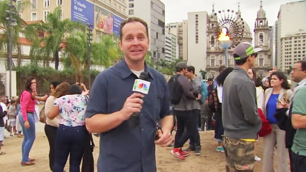 [DGO] Steven Luke Reports From Rio: 2016 Olympic Cauldron