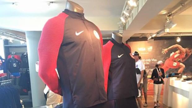 Pricey Team USA Store Gear in Rio