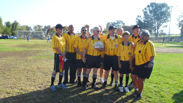 [G] Photos: 925 Games Later, AYSO Ref Retires