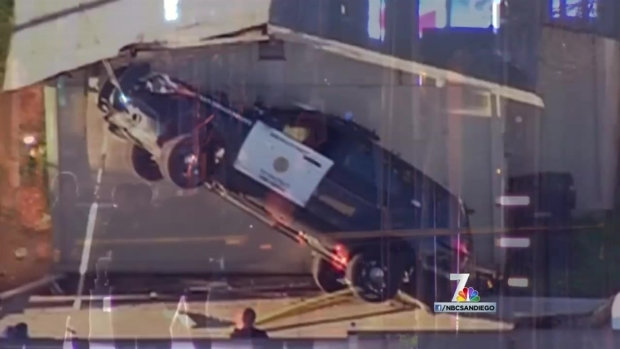 [DGO] Police Chief Reacts After SDPD Officer's Close Call