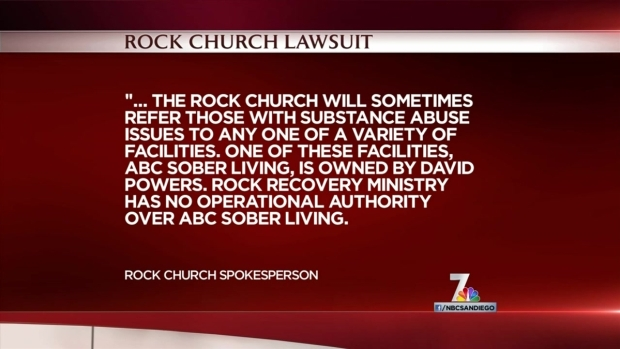 [DGO] Attorney: Sexual Misconduct at Rock Church Recovery Program