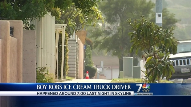 [DGO] Boy Suspected in Ice Cream Truck Armed Robbery