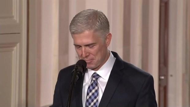 [NATL] Trump Picks Neil Gorsuch for Supreme Court
