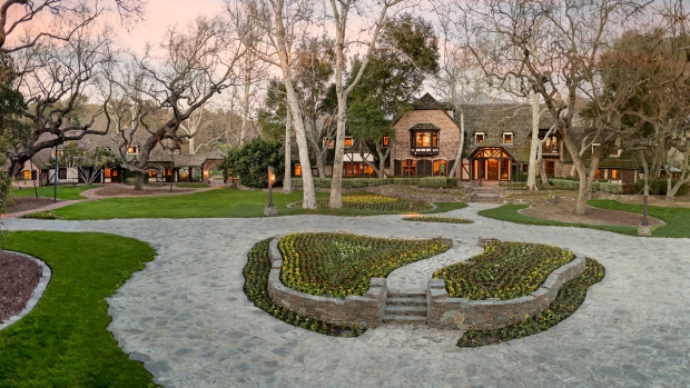 Michael Jackson's Ranch Back on the Market: Photos