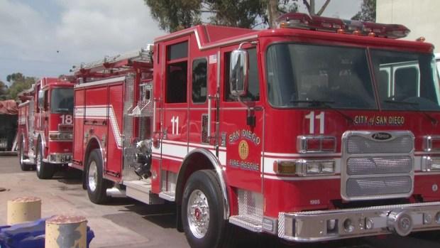 [DGO] City's Reserve Fleet Fire Rigs Deeply Impacted