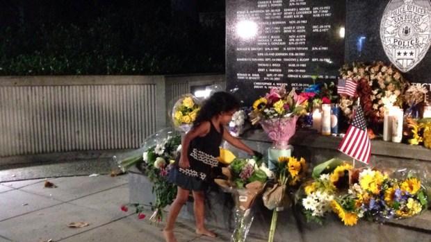 [DGO] San Diego Mourns Slain Officer