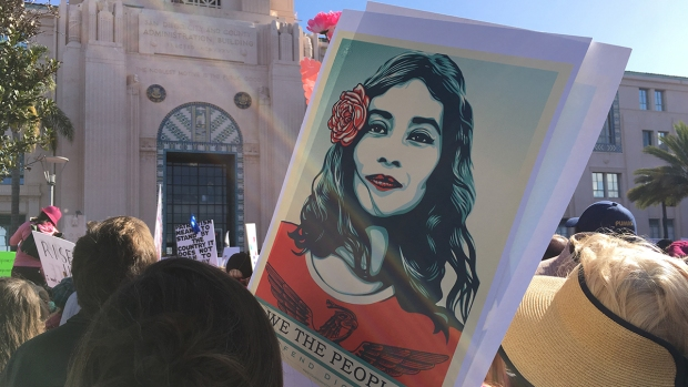 2nd Annual San Diego Women's March