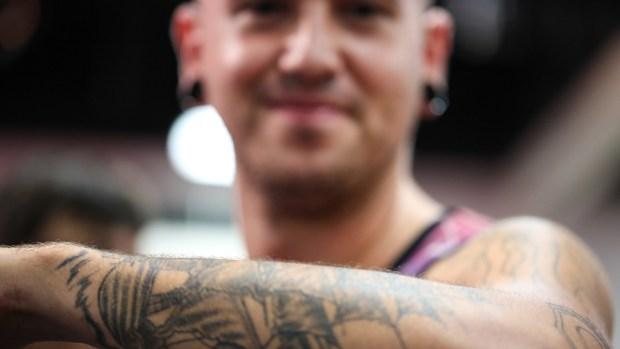 Tattoos of 2014 Comic-Con