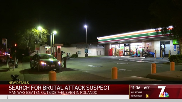 [DGO] SDPD Searching for Suspect in Attack at Rolando 7-Eleven