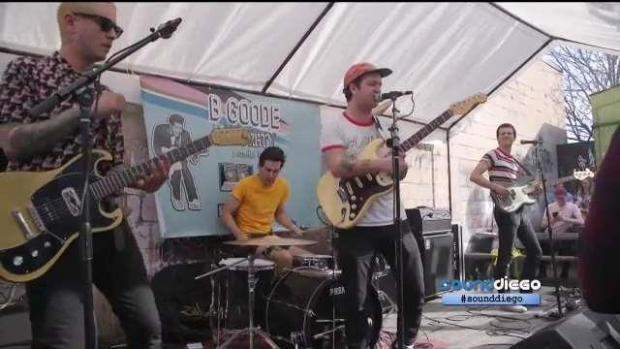 [DGO] Watch the Frights' Scary Good SxSW Performance