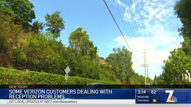 SD Cell Service Possibly Affected Operator Mexico