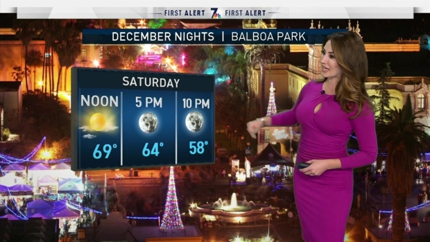 [DGO] Sheena Parveen's Forecast for December Nights and Parade of Lights