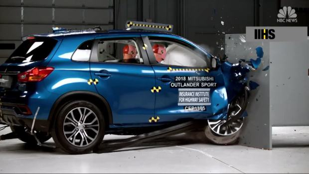[NATL] How Safe is Your SUV? Institute for Highway Safety Release New Safety Ratings