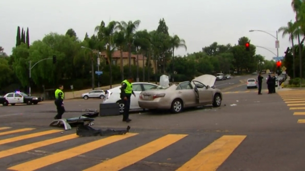 2 Dead in San Carlos Crash