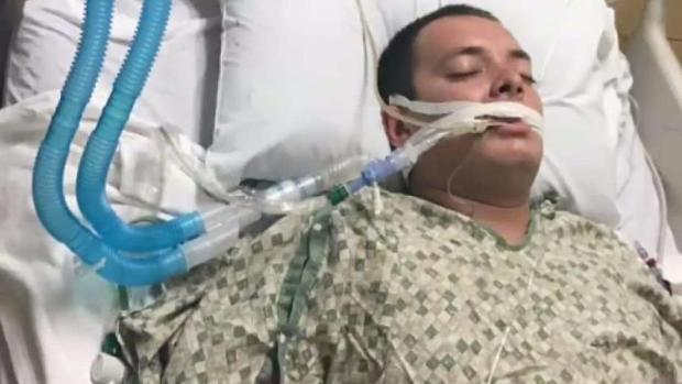 San Marcos Man Recounts Learning Son Was Shot in Las Vegas