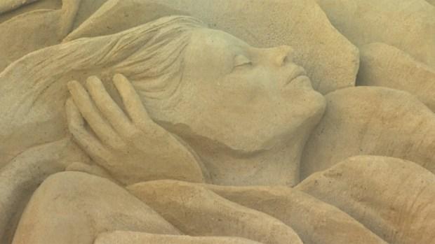 [G] 2014 U.S. Sand Sculpting Challenge in San Diego