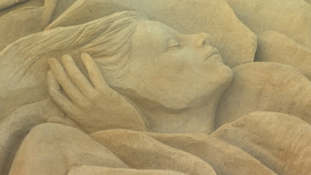 2014 U.S. Sand Sculpting Challenge