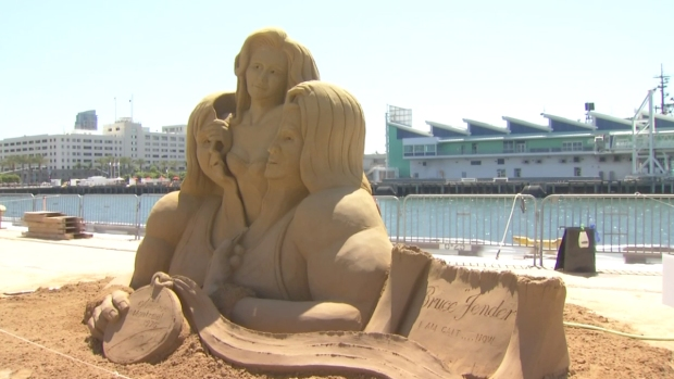 Images: Incredible Sand Sculptures