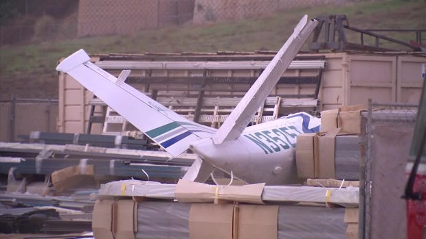 2 Died in Santee Plane Crash