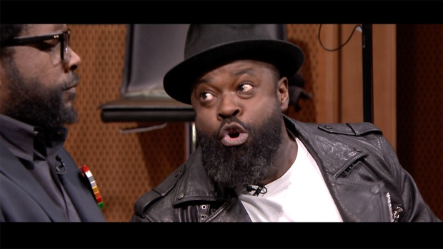 [NATL] 'Tonight': The Roots Reenact 'Bachelorette' Season Premiere