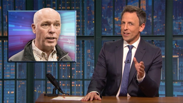 [NATL] 'Late Night': Closer Look at Gianforte and the 1st Amendment