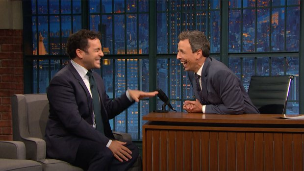 [NATL] 'Late Night': Fred Savage Really Likes Watching 'This Is Us'